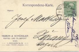 1914 Hebein & Schüssler a 14R
