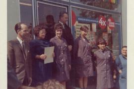 1966 Konsum Eröffnung neben Fa. Wendelin 15EDA