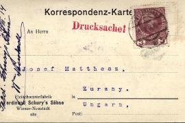 1914 Ferdinand Schury's Söhne 18R