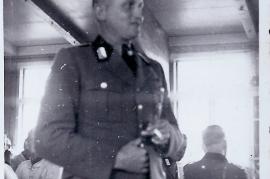 1941 unbekannt im R.A.D. Lager Zurndorf 34AH