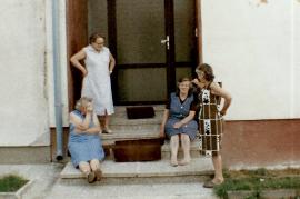 1965 Bankerltreffen in der Langegasse 67ZA