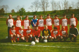 1991 ASV Zurndorf Senioren 88ZJ