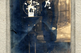 1925 Kommunion Lentsch in Amerika 272B