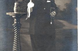 1929er Erstkommunion Lentsch in Amerika 275B