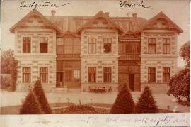 Dynamitfabrik Wohnhaus einst