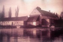 Götz Mühle1945 einst