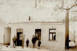 Lang Haus einst