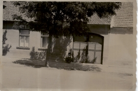 1950er Göbl Haus Untere Hauptsr. 17 108ME