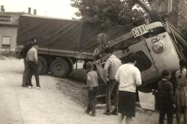 1965 116 Unfall Untere Kurve Steinhöfer August