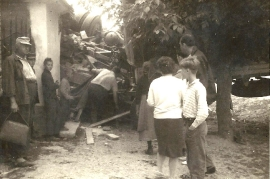1965 117 Unfall Untere Kurve Steinhöfer August