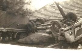 1965 118 Unfall Untere Kurve Steinhöfer August