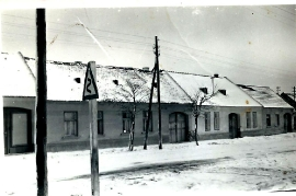 1960 119 Untere Hauptstr. Göbl Haus