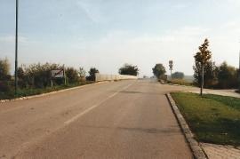 1998 150 D Jahrndorferstr. alte Brücke