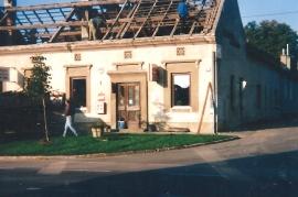 1999 160 Umbau Gasthaus Prominzer 9.9.1999
