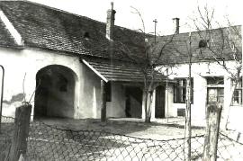 1960  Obere Hauptort. 24 Hofansicht 39MF