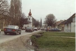 1989 Strassenansich