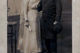 1913 Mathias, Elisabeth Beck 158RW