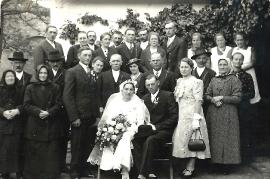 1948 Hochzeit unbekannt 199BA