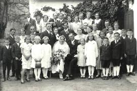 1948 Hochzeit unbekannt 200BA