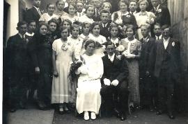 1940er Hochzeit 24W