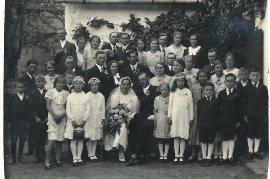 1938er Hochzeit 25W