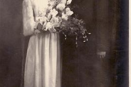 1946 Hochzeit  K.Amri u. J. Amri 31AH