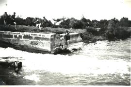 1950er Fam. Müllner, am Obloß 142BA