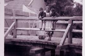 1935 unbekannt Götz Mühle Müller Wiese 19GÖ