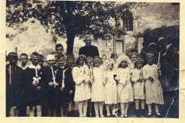 1940er Kommunion 19PA