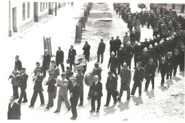 1950 30M Begräbnis