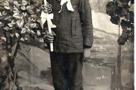 1933er P. Milleschitz Kommunion 40MP