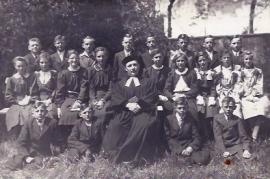 1940er Konfirmanden Jahrg. 1928 4PM
