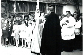 1950 61HF Prozession