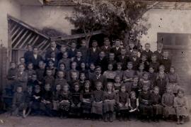 1920er evang. Schulklasse 212PM