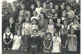 1930er ? Schulbild 247BA