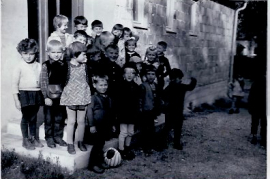 1966 im Kindergarten 57FR