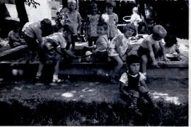 1966 im Kindergarten 58FR