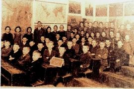 1900 Schulklasse Jahrgang?. 73M