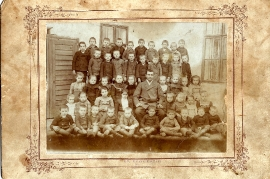 1910er Schulklasse 79NH