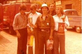 1975 Feuerwehr Wettkämpfe Güssing 26ZJ
