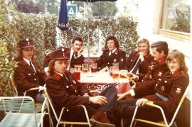 1975 Feuerwehr Wettkämpfe Güssing 27ZJ