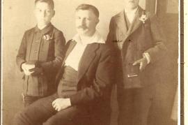 1921 Apotheker Kisely 132BA