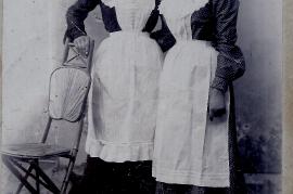 1921 v.li. ?, M. Szakolczai 143RW