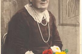 1925 Terez Meszner Rauscher 16HW