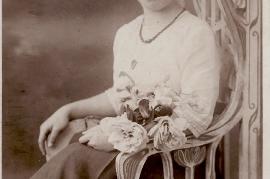 1920er Susi Schmidt (Susi Godl) 2PJ