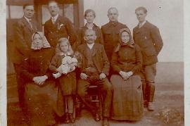 1930er Fam. Heidovitsch 32HEI