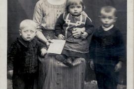 1921 Bodenbrunner Hans, Rosi, Michl, ?, 42SL