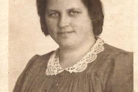 1930er Magdalena Ehrenreich 4PI