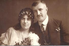 1929 Apotheker Kisely m. Gattin, 52BA