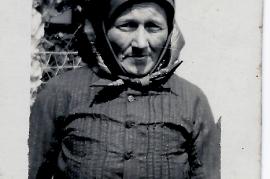 1930 Oma Kieszler geb. 1886 5HR